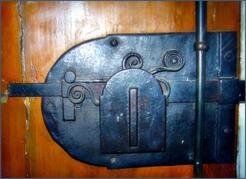 particular of 1700 door