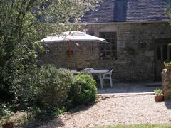 Property Photo: patio area