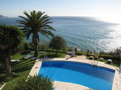 Property Photo: Swimming Pool with Fabulous views