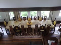 Dining  Table Sits 20