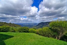 Escarpment views