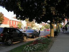Streets of Niagara-on-the-Lake
