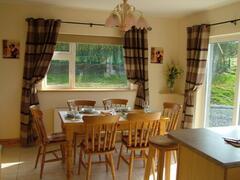 Diningroom of Littor Cottage