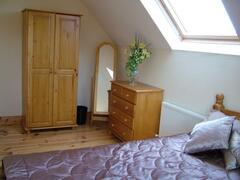 One of Three upstair bedrooms