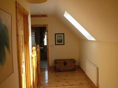Upstairs in Littor Cottage