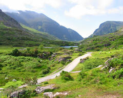 Littor Cottage makes a great base to tour Killarney only a 1 hour drive from Littor Cottage