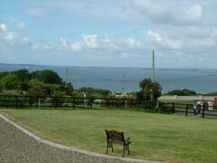 View from Littor Cottage