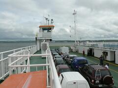 Tarbert Car Ferry-10 mins drive from Littor Cottage-a gateway to Cliffs of Moher and Lisdoonvarna