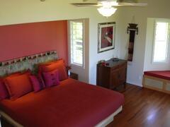 Inside Honeymoon Cottage