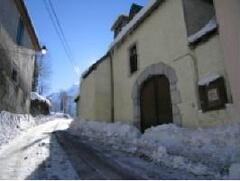 Front of house -winter