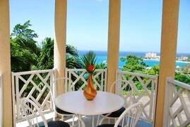 Property Photo: Balcony - Sea View