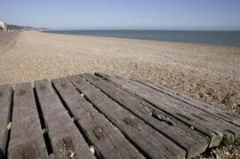 Property Photo: Hythe beach 500 metres walk