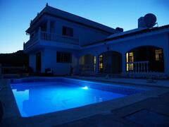 Property Photo: At night
