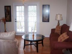 Property Photo: The living room of one unit...