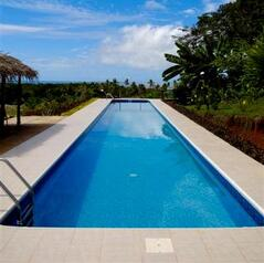Property Photo: 25 mt Lap Swimming Pool
