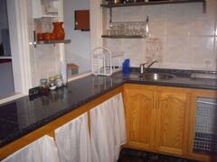 kitchen - all self contained