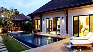 Property Photo: Villa Evening