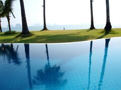 Property Photo: Pool overlooking the Islands
