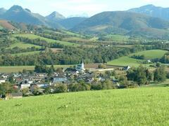 Overlooking Aramits for Lae Haut