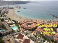 Property Photo: Complex is on the Beach