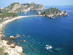 Property Photo: The beautiful Taormina nearby