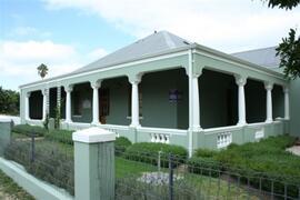 Property Photo: Cottage Accommodation - Front