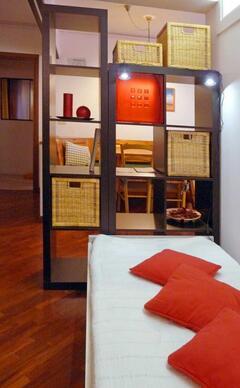 Livingroom from bedroom