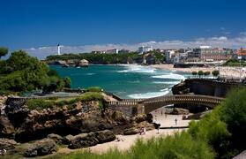 Biarritz, 30 minutes by car