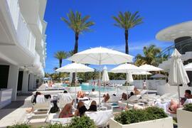 Beach Resort with Pool