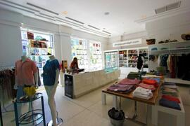 Brand Name Boutique Store