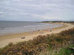 Property Photo: Gullane beach