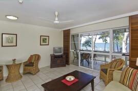 Property Photo: Living Room overlooking the sea