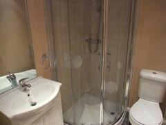 There is also an en-suite shower room and WC, adjoining the master bedroom