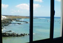 sea views from the AD apartment