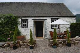 Property Photo: Braeval Farm Holiday Cottage, Aberfoyle, Trossachs