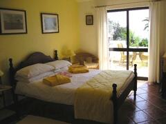 Carob Cottage Bedroom