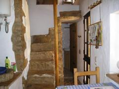 Casa do Forno Rustic stairs