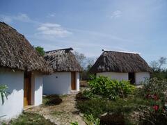 Property Photo: Sac Nicté - Unique Mayan Village Rental