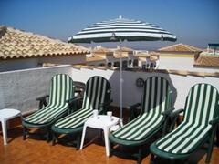 Property Photo: Roof Top Solarium