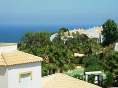 Property Photo: Sea View From Roof Top Solarium