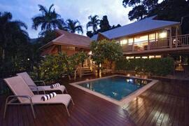 Illuminated Pool