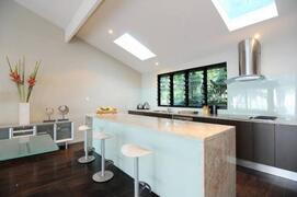 Bright Beautiful Kitchen With All The Extras!