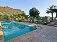 Additional Large Lap Pool With Sun Lounges Shared Exclusively With Only 8 Houses