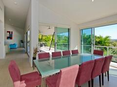 Large Dining Area With Quality Furnishings