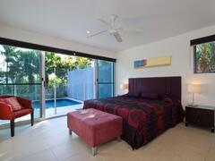Master Bedroom With King Bed, Ensuite With Large Bath