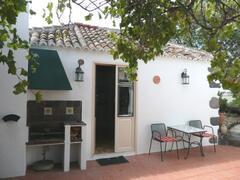 Property Photo: Cottage entrance