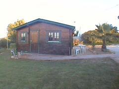 Property Photo: Two beroom log cabin