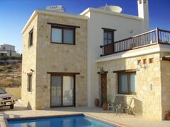 Property Photo: Villa Evdokia, 3 bedroom/3 bathroom detached villa sleeps 6