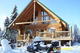 Property Photo: Grand-Duc snow obil.