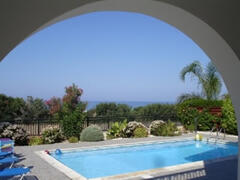 Property Photo: Super pool area with fab views!